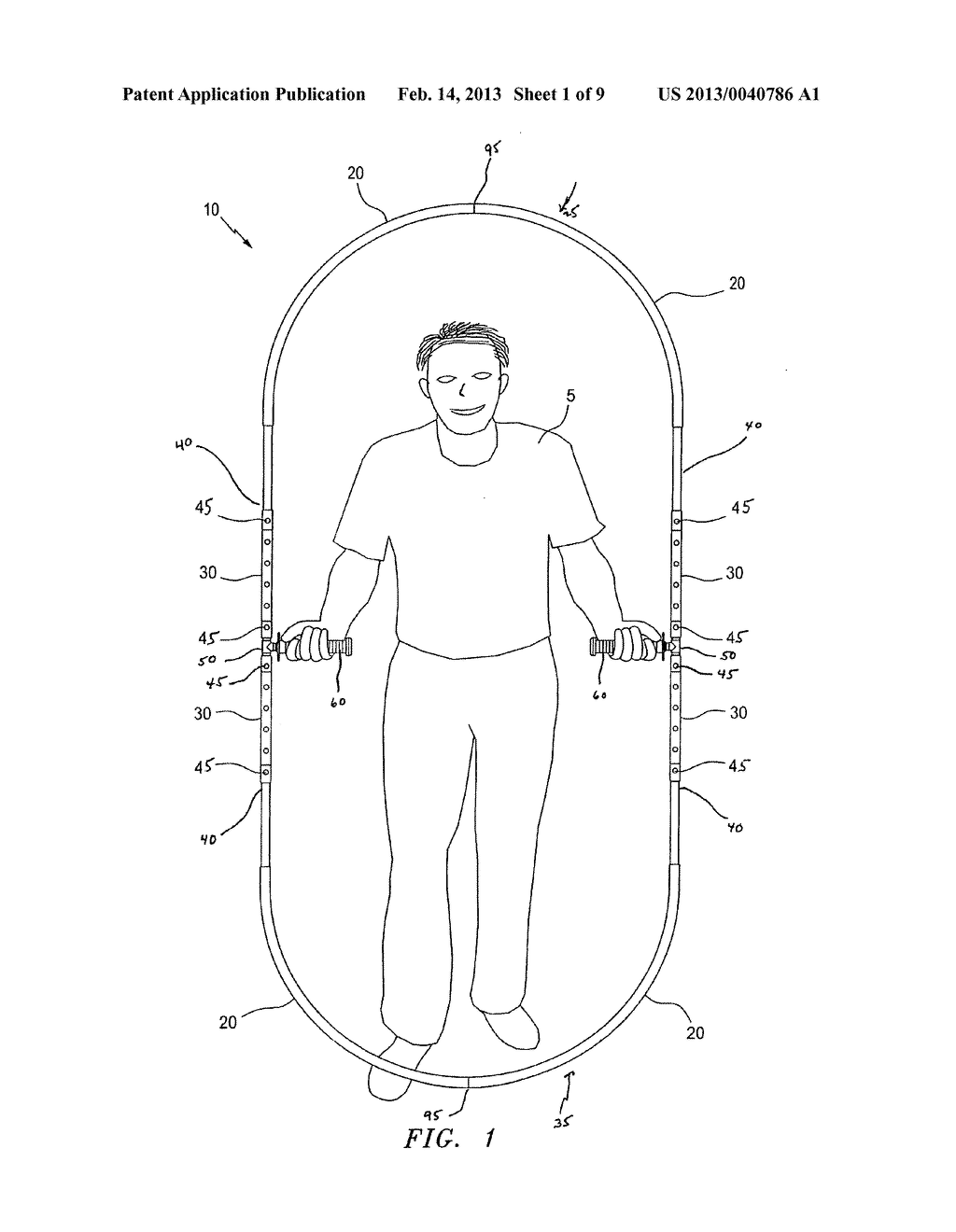 Jump hoop device - diagram, schematic, and image 02
