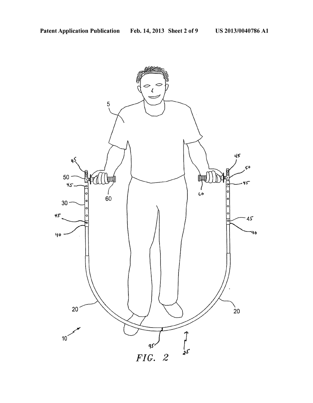 Jump hoop device - diagram, schematic, and image 03