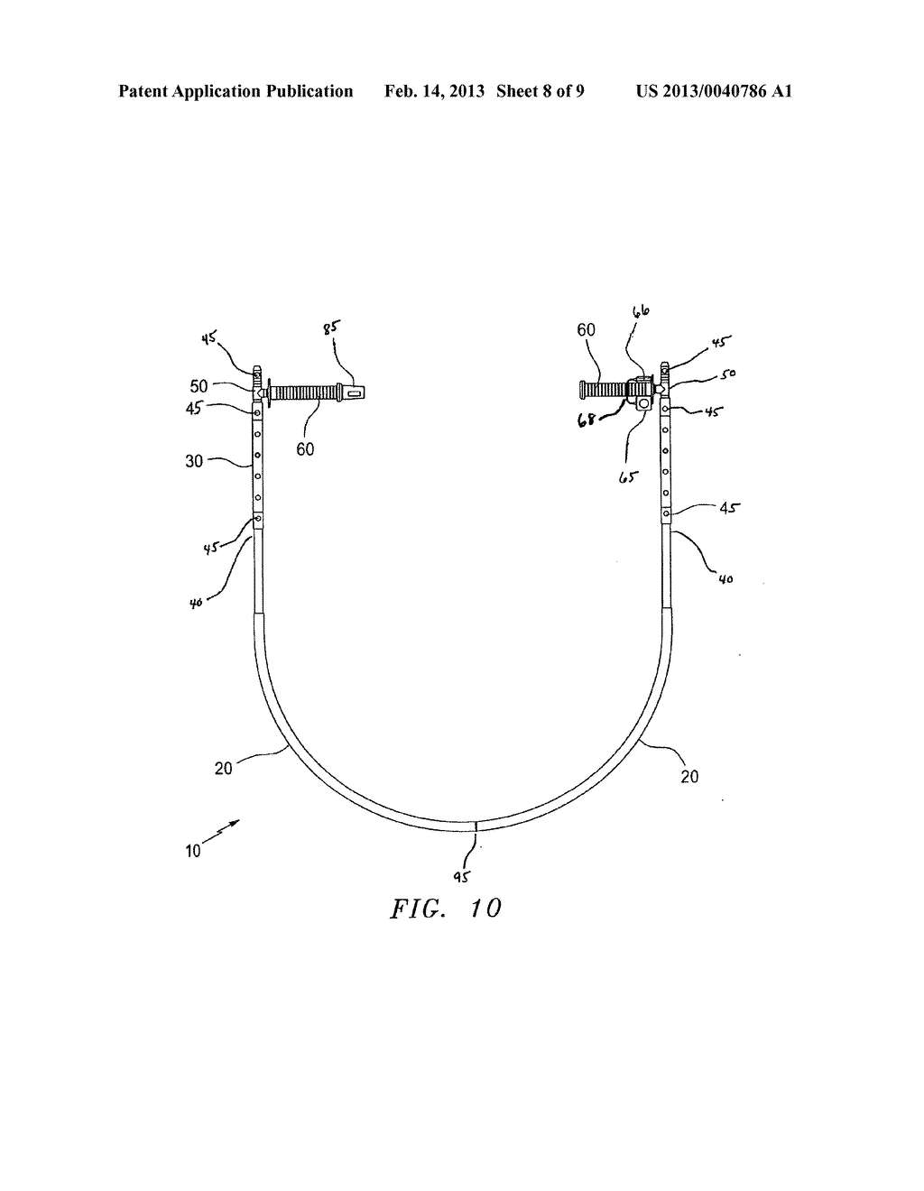 Jump hoop device - diagram, schematic, and image 09
