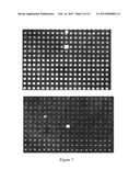 Generation of Combinatorial Patterns by Deliberate Tilting of a     Polymer-Pen Array diagram and image