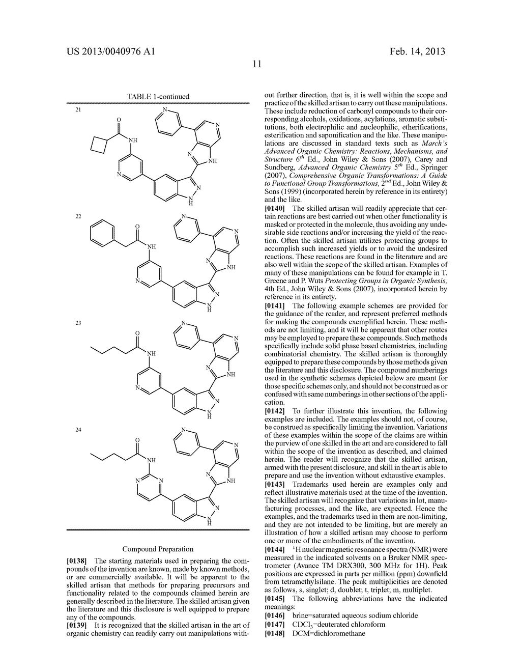 INDAZOLE INHIBITORS OF THE WNT SIGNAL PATHWAY AND THERAPEUTIC USES THEREOF - diagram, schematic, and image 12