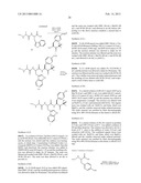 COMPOUNDS FOR ENZYME INHIBITION diagram and image
