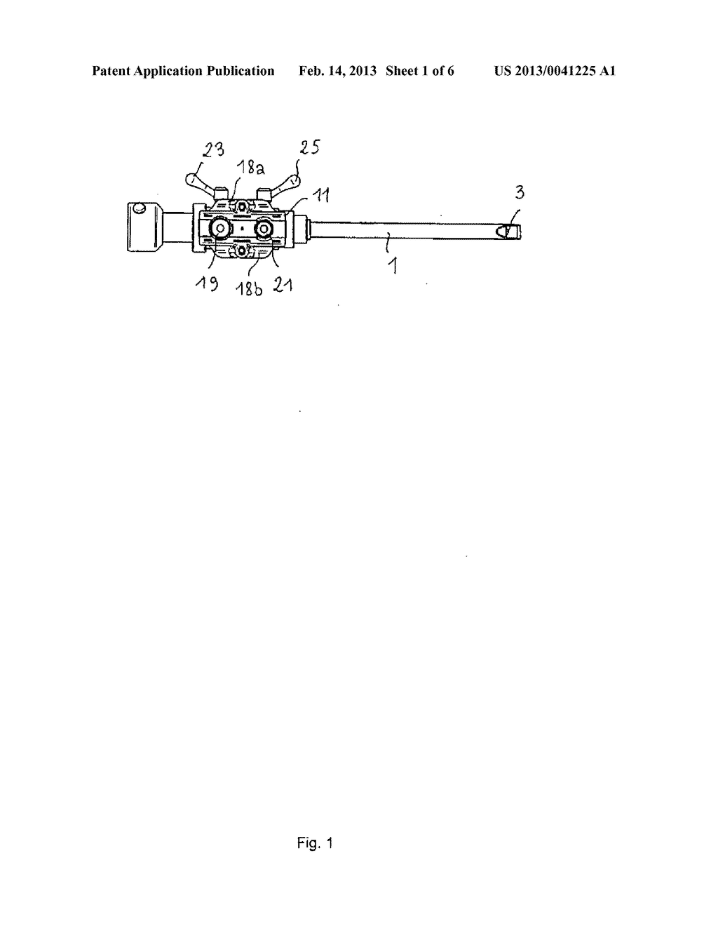 ENDOSCOPY SYSTEM AND A PRESSURE TRANSMITTING CONNECTOR FOR SAID SYSTEM - diagram, schematic, and image 02