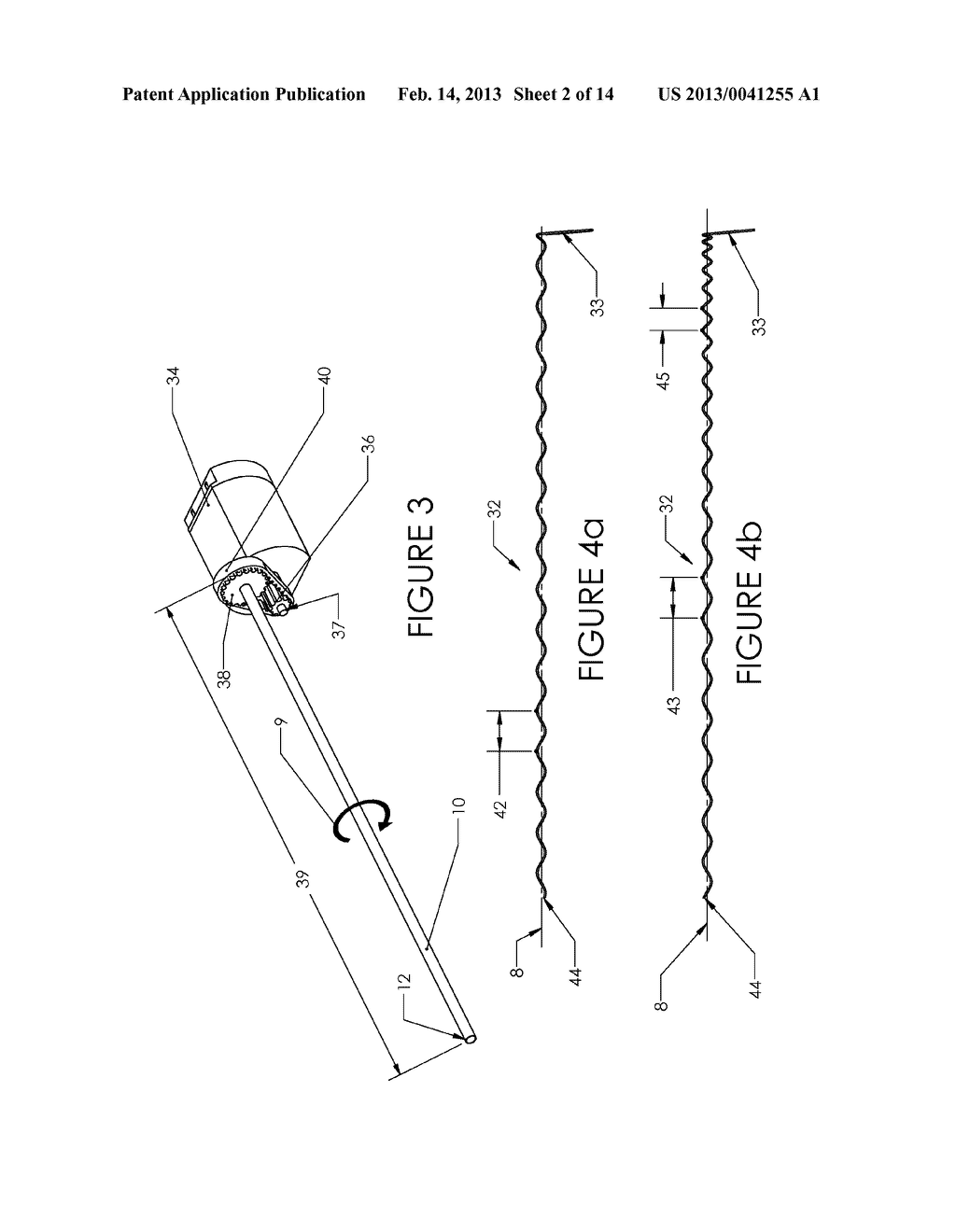 Tissue Removal Device and Method of Use - diagram, schematic, and image 03