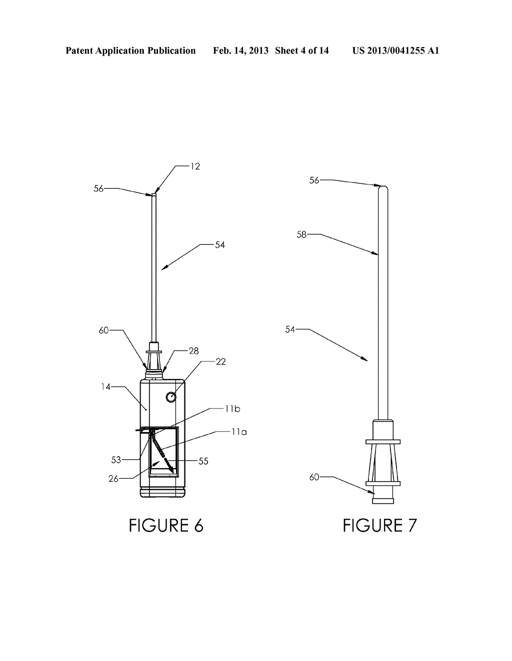 Tissue Removal Device and Method of Use - diagram, schematic, and image 05