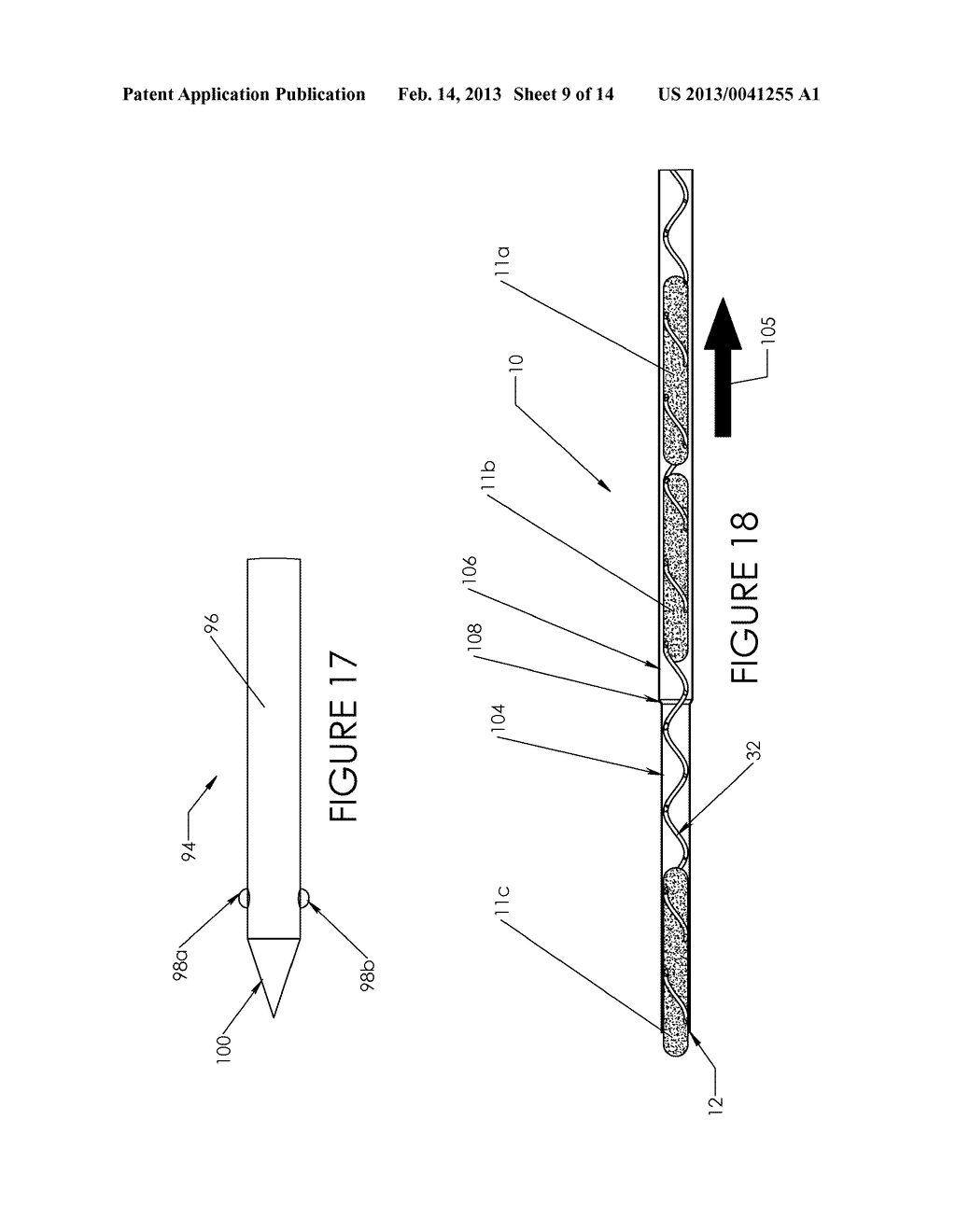 Tissue Removal Device and Method of Use - diagram, schematic, and image 10