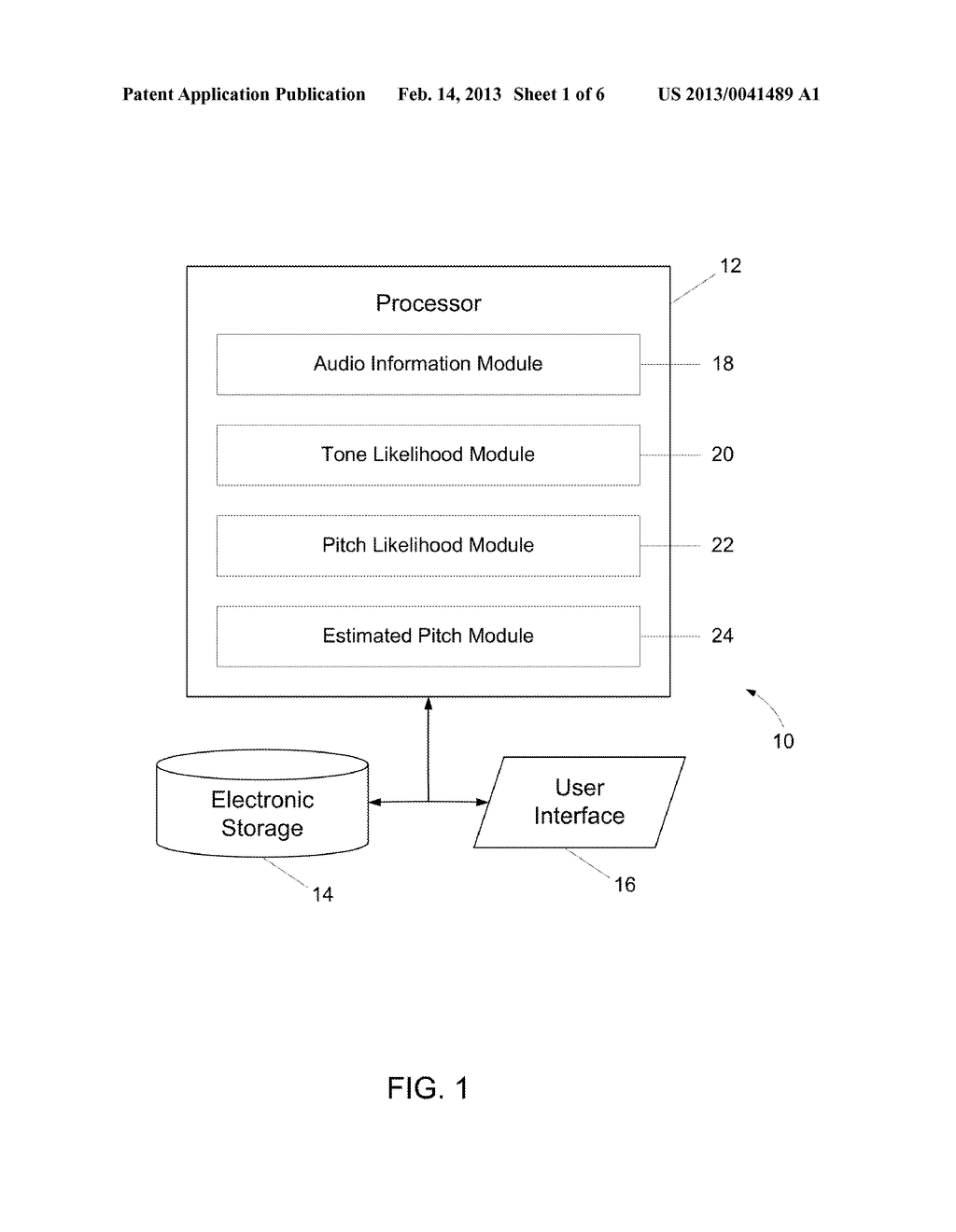 System And Method For Analyzing Audio Information To Determine Pitch     And/Or Fractional Chirp Rate - diagram, schematic, and image 02