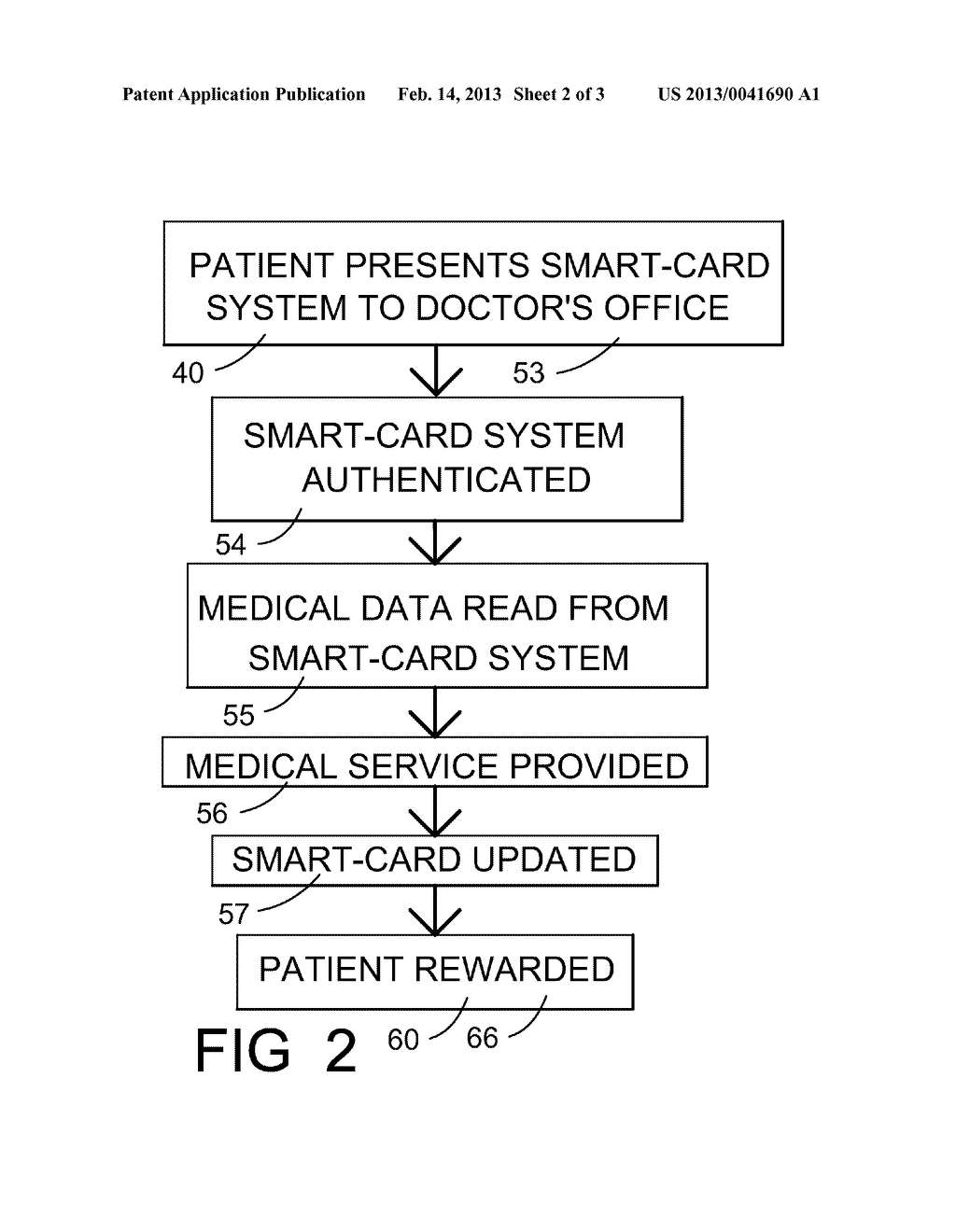 HEALTH CARD REWARD SYSTEM - diagram, schematic, and image 03
