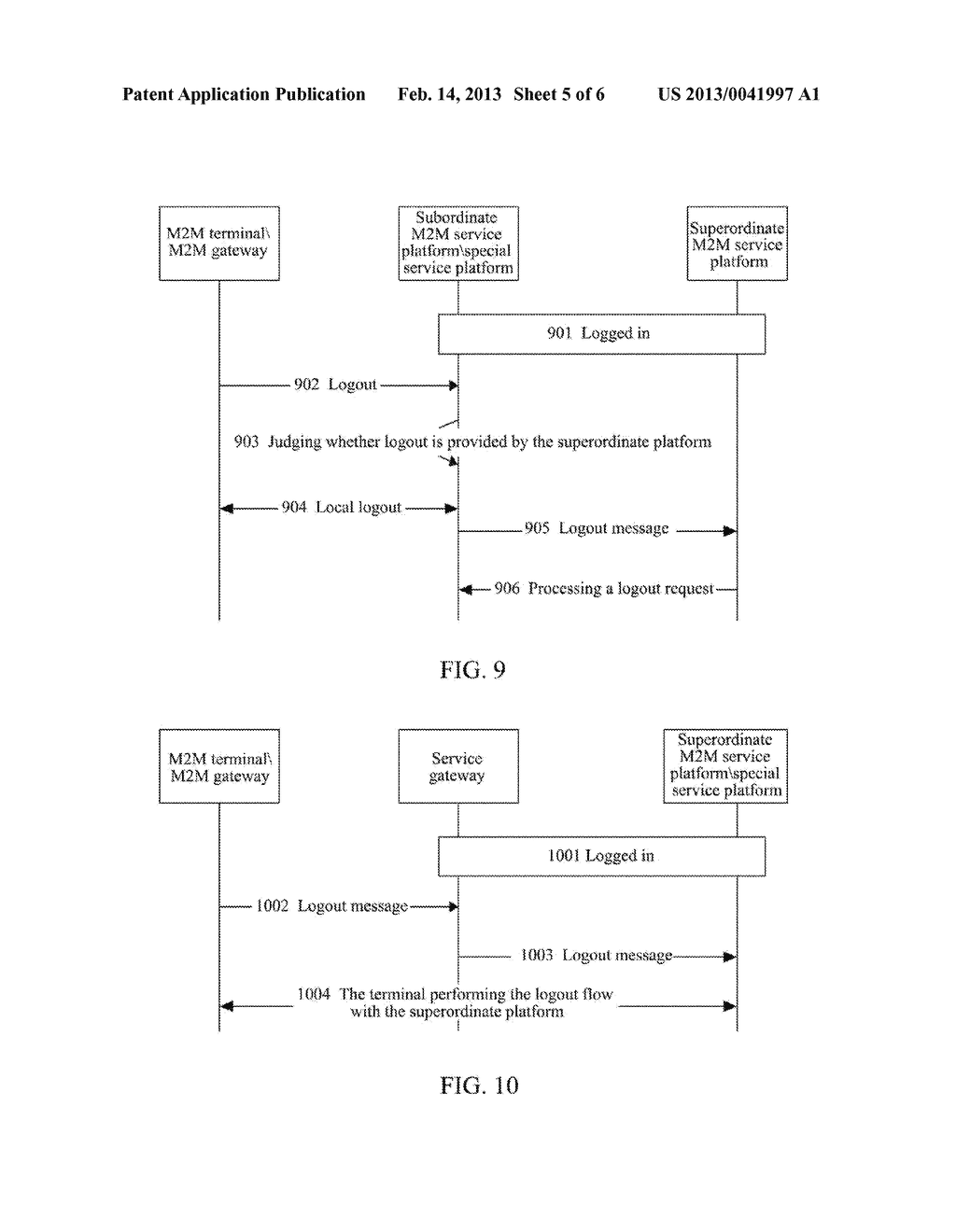 Internet of Things Service Architecture and Method for Realizing Internet     of Things Service - diagram, schematic, and image 06