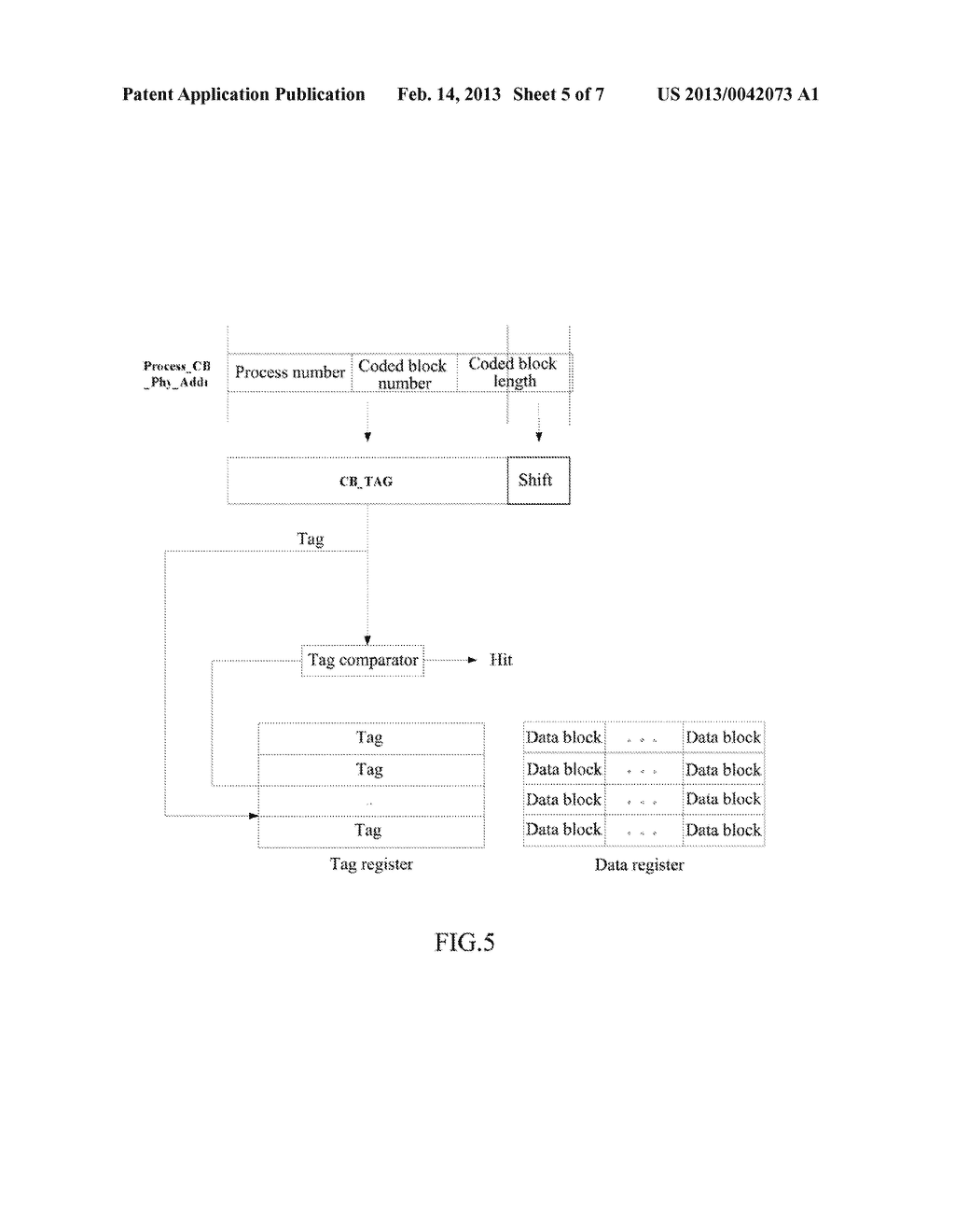 Hybrid Automatic Repeat Request Combiner and Method for Storing Hybrid     Automatic Repeat Request Data - diagram, schematic, and image 06