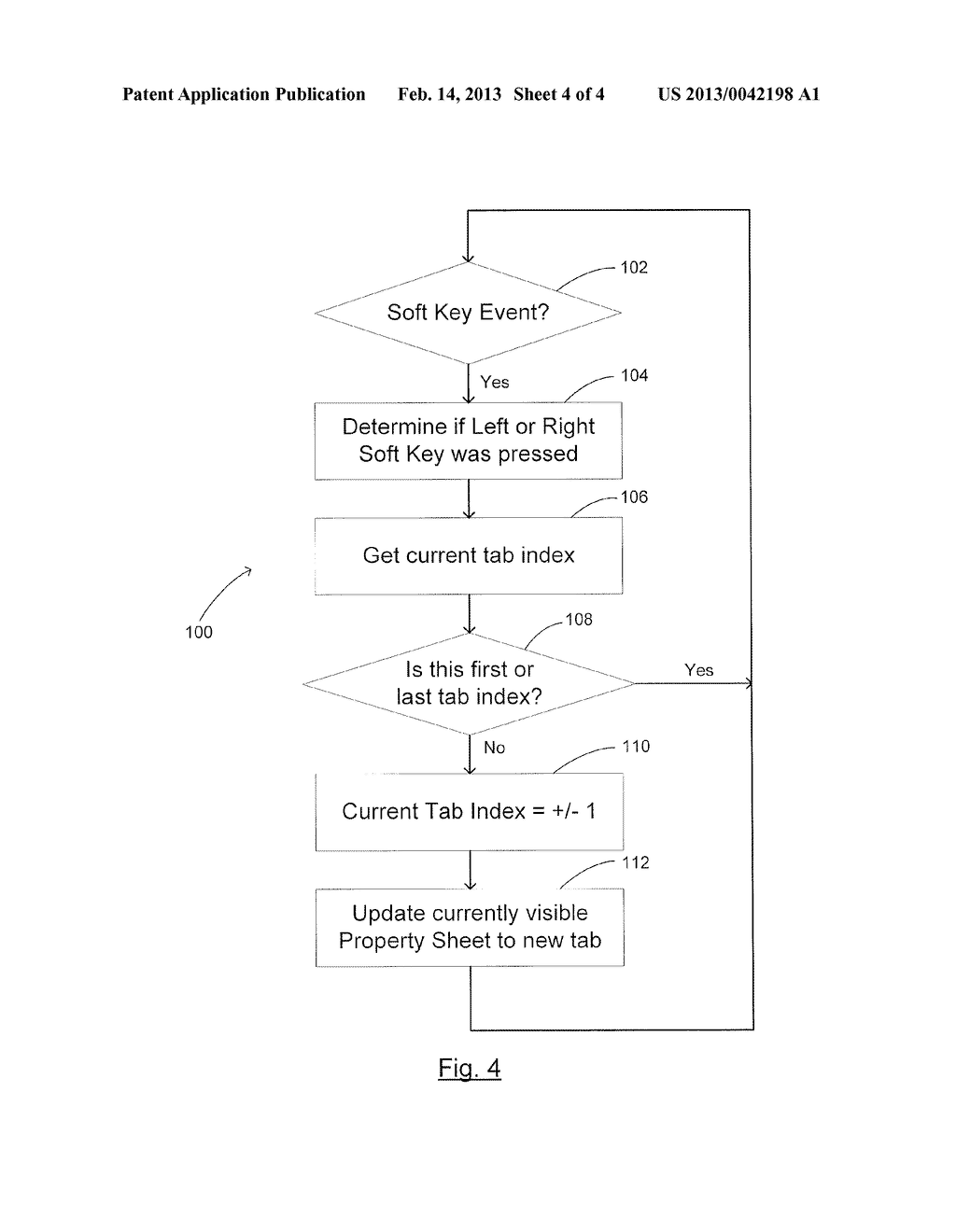 SYSTEM AND METHOD FOR NAVIGATING IN A DISPLAY WINDOW - diagram, schematic, and image 05