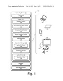 MANAGING AN IMMERSIVE INTERFACE IN A MULTI-APPLICATION IMMERSIVE     ENVIRONMENT diagram and image