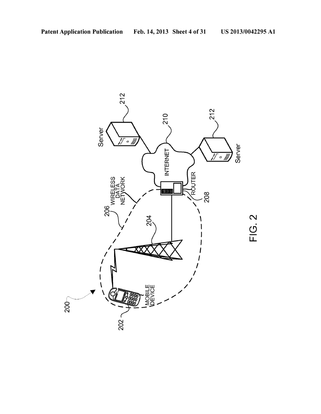 METHOD AND APPARATUS FOR PROVIDING A SECURE VIRTUAL ENVIRONMENT ON A     MOBILE DEVICE - diagram, schematic, and image 05