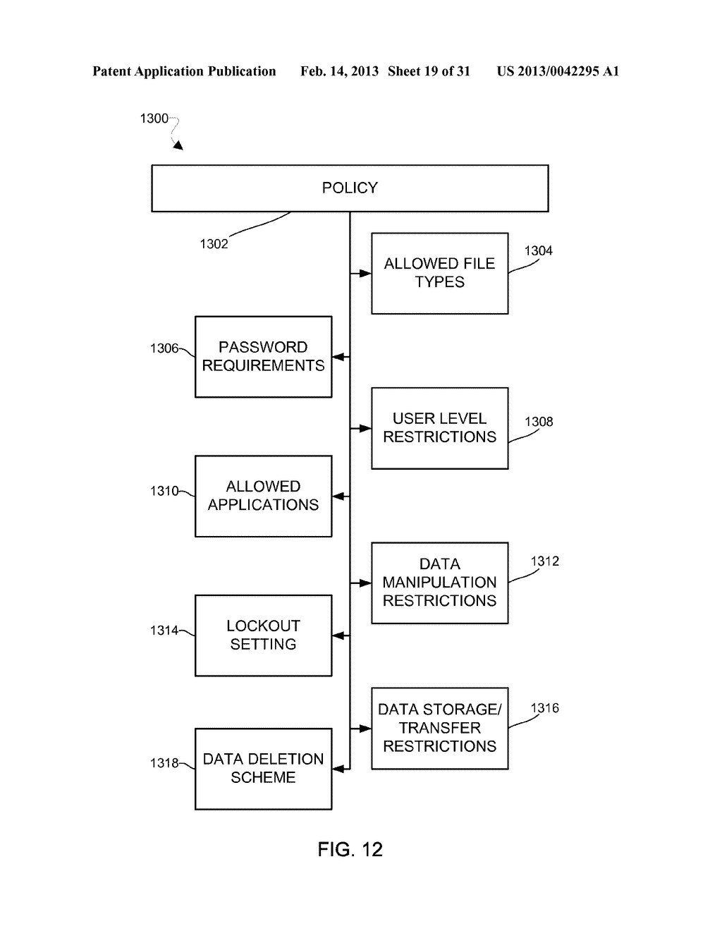 METHOD AND APPARATUS FOR PROVIDING A SECURE VIRTUAL ENVIRONMENT ON A     MOBILE DEVICE - diagram, schematic, and image 20