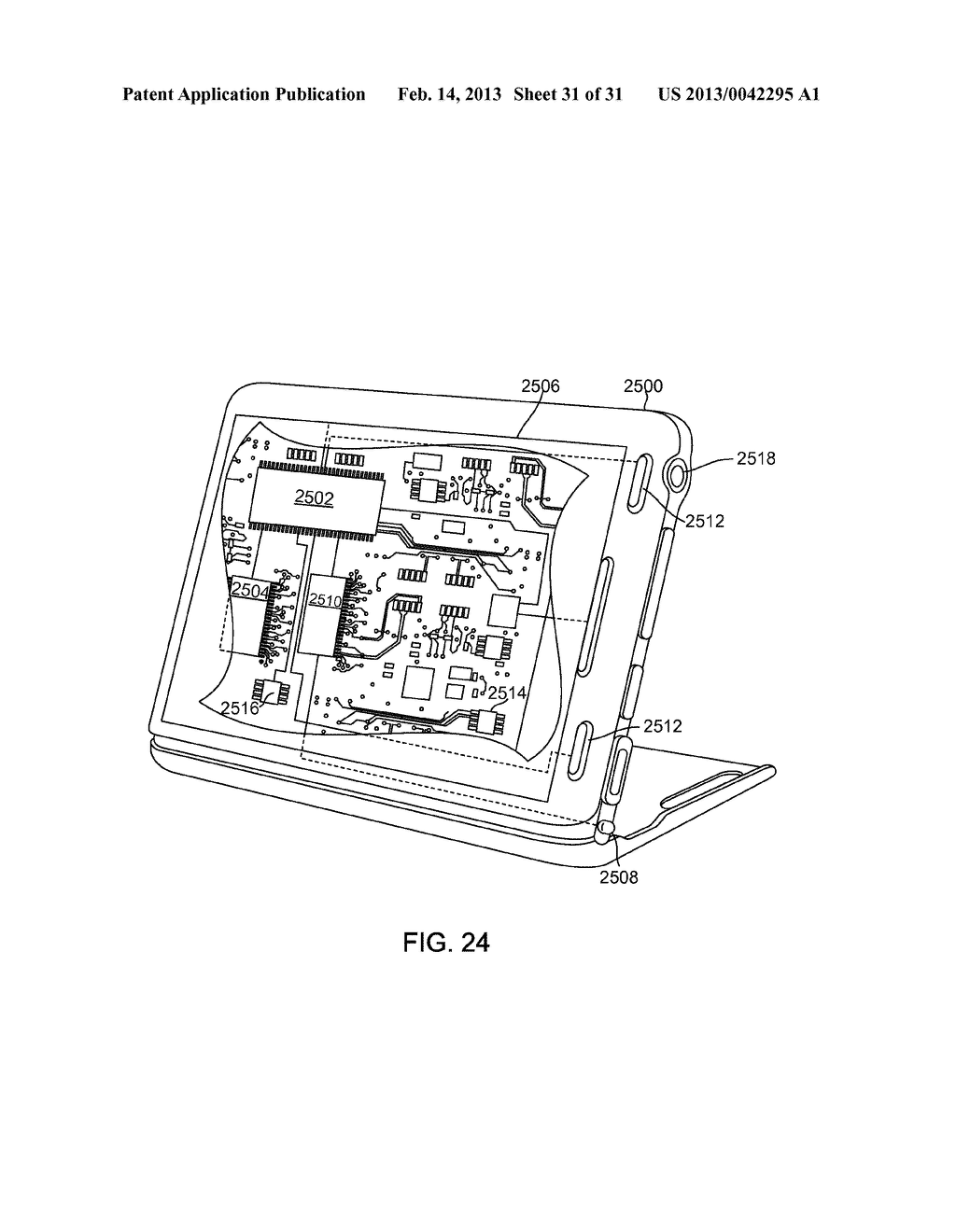METHOD AND APPARATUS FOR PROVIDING A SECURE VIRTUAL ENVIRONMENT ON A     MOBILE DEVICE - diagram, schematic, and image 32