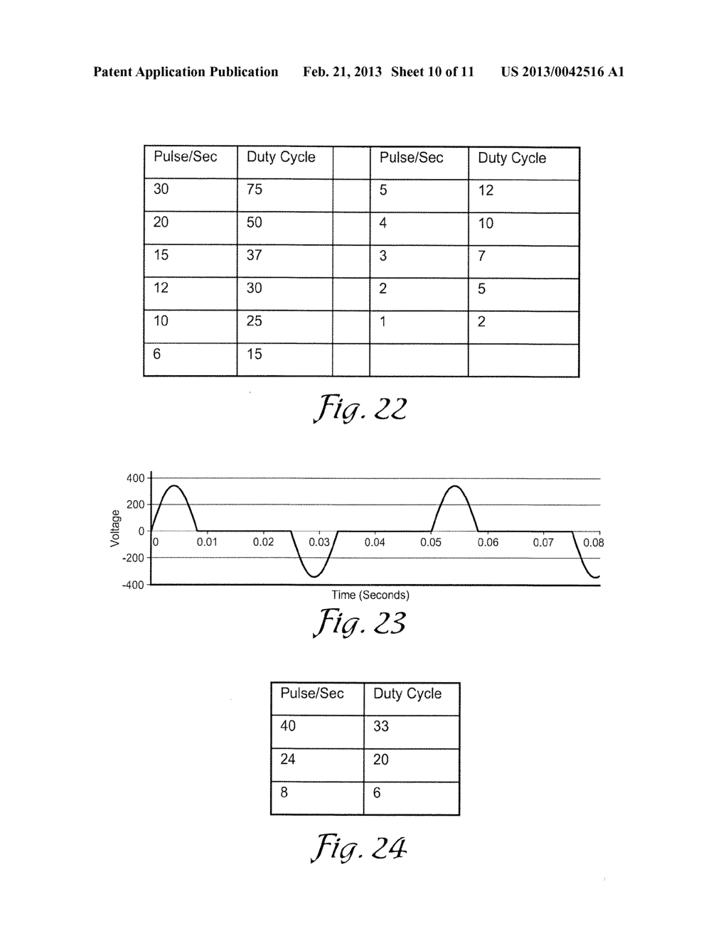SYSTEM AND METHOD FOR ELECTROFISHING - diagram, schematic, and image 11
