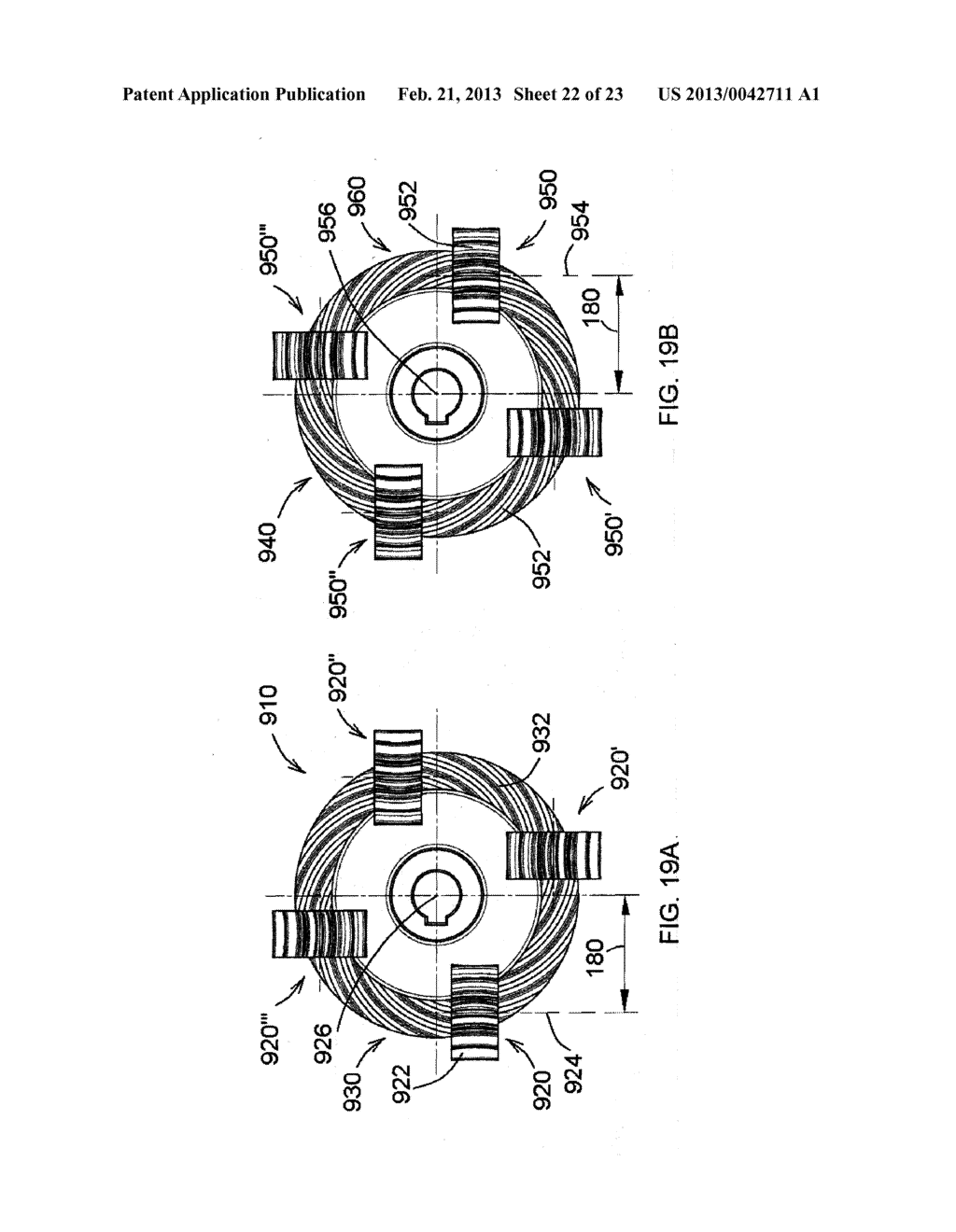DOUBLE INVOLUTE PINION-FACE GEAR DRIVE SYSTEM - diagram, schematic, and image 23