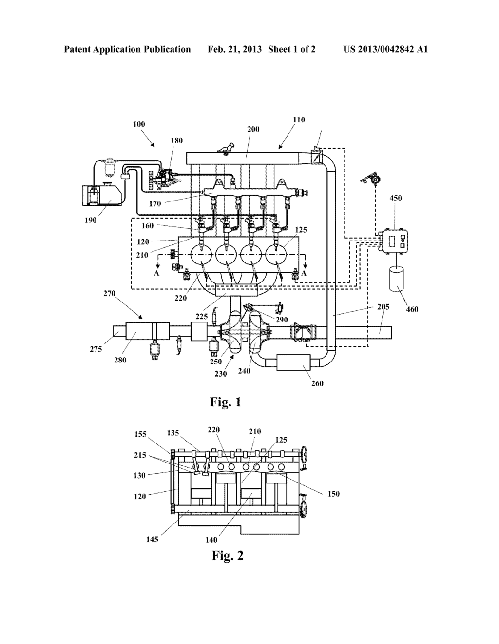 EXHAUST GAS RECIRCULATION COOLER FOR AN INTERNAL COMBUSTION ENGINE - diagram, schematic, and image 02