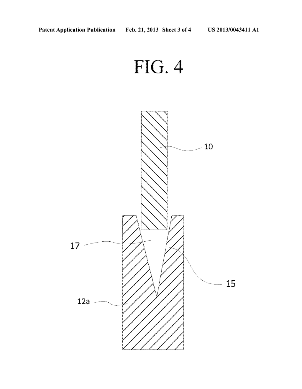 METHOD AND APPARATUS FOR TREATING MAGNETIC RECORDING MEDIUM WITH     ULTRAVIOLET RADIATION - diagram, schematic, and image 04