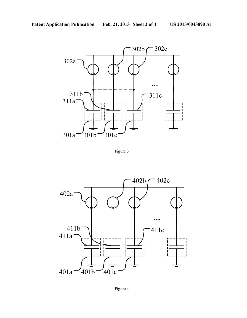 Sensing Method and Circuit for Use with Capacitive Sensing Devices - diagram, schematic, and image 03