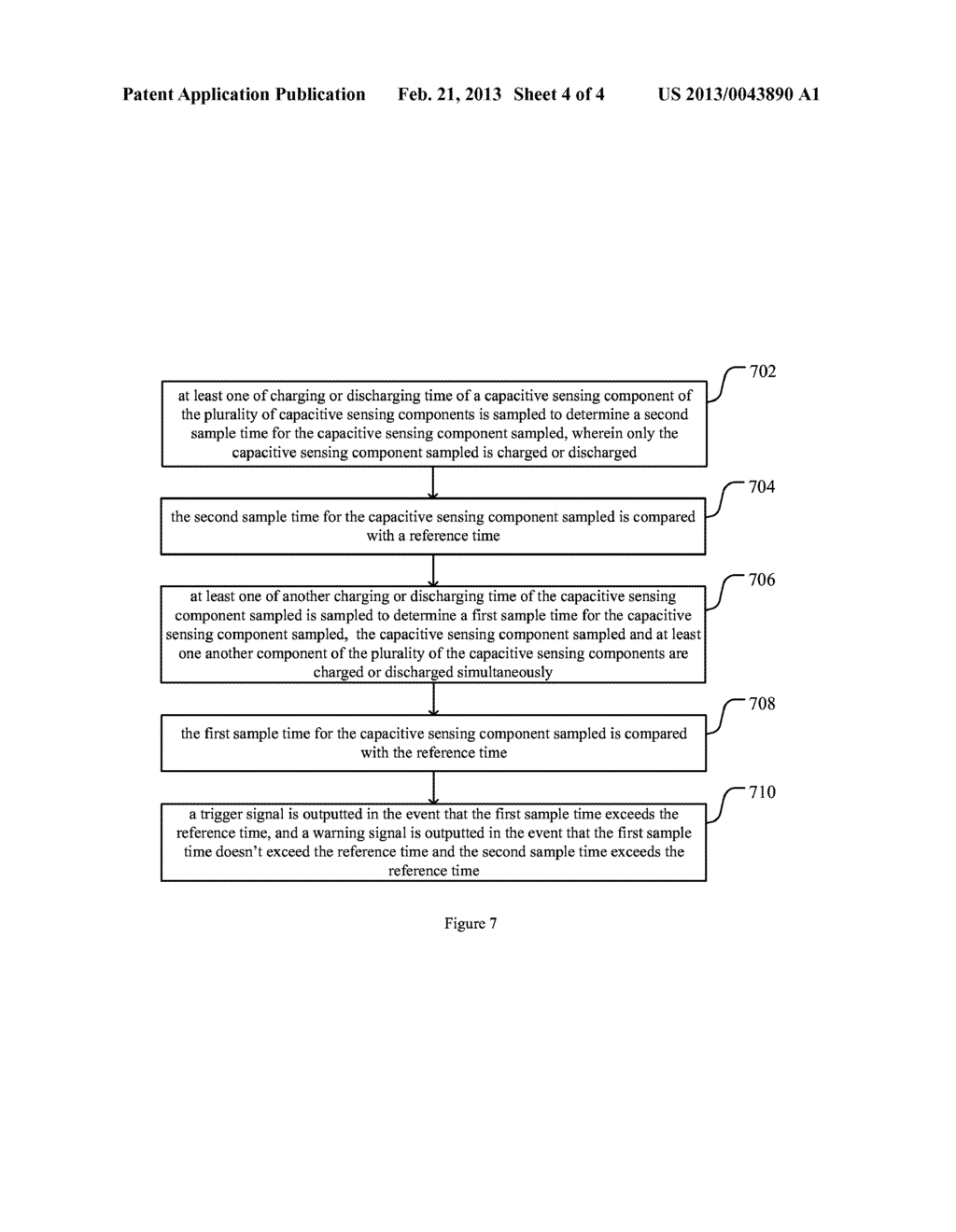 Sensing Method and Circuit for Use with Capacitive Sensing Devices - diagram, schematic, and image 05