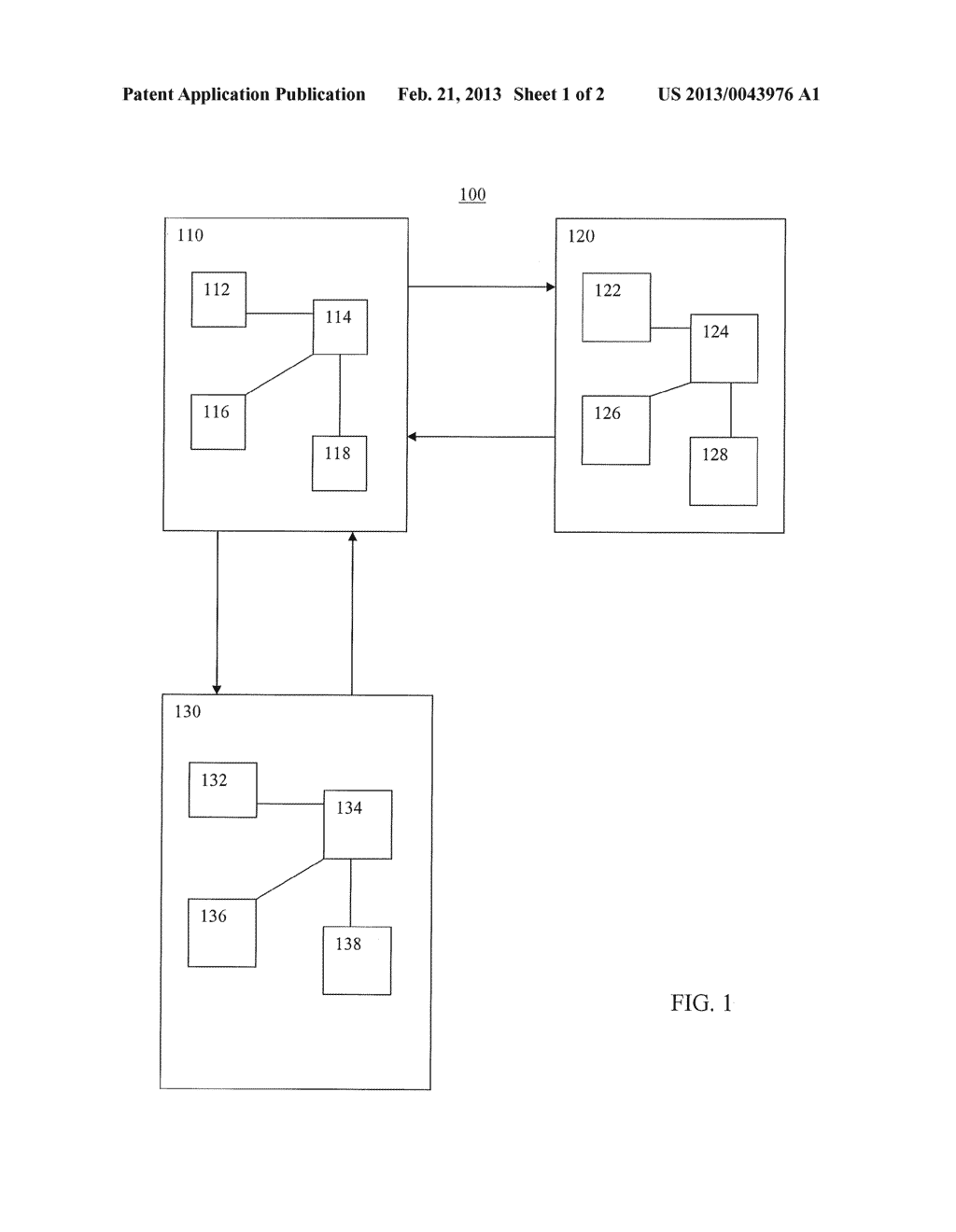 SYSTEM AND METHOD FOR DETECTING PRESENCE OF ONE OR MORE USER     IDENTIFICATION DEVICE - diagram, schematic, and image 02