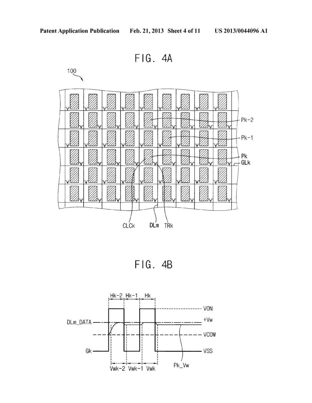 METHOD OF DRIVING DISPLAY PANEL AND DISPLAY APPARATUS FOR PERFORMING THE     SAME - diagram, schematic, and image 05