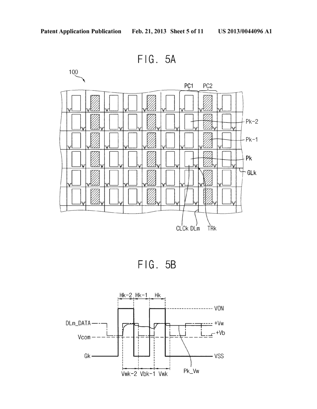 METHOD OF DRIVING DISPLAY PANEL AND DISPLAY APPARATUS FOR PERFORMING THE     SAME - diagram, schematic, and image 06