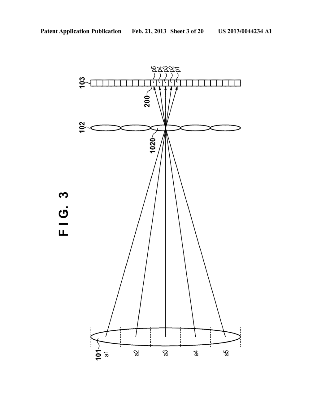 IMAGE CAPTURING APPARATUS, IMAGE PROCESSING APPARATUS, AND IMAGE     PROCESSING METHOD FOR GENERATING AUXILIARY INFORMATION FOR CAPTURED IMAGE - diagram, schematic, and image 04