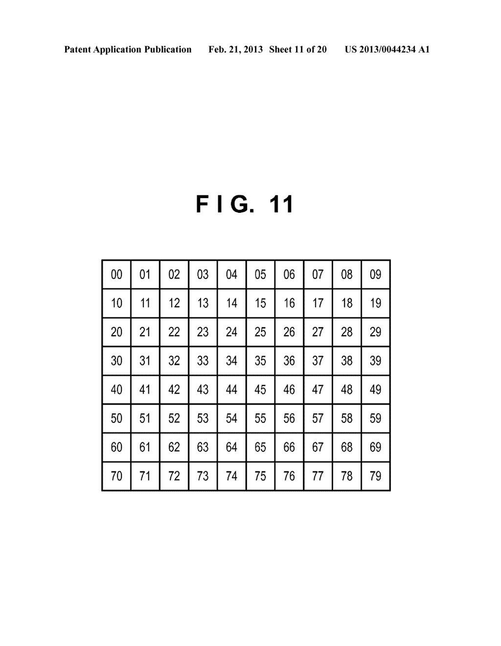 IMAGE CAPTURING APPARATUS, IMAGE PROCESSING APPARATUS, AND IMAGE     PROCESSING METHOD FOR GENERATING AUXILIARY INFORMATION FOR CAPTURED IMAGE - diagram, schematic, and image 12