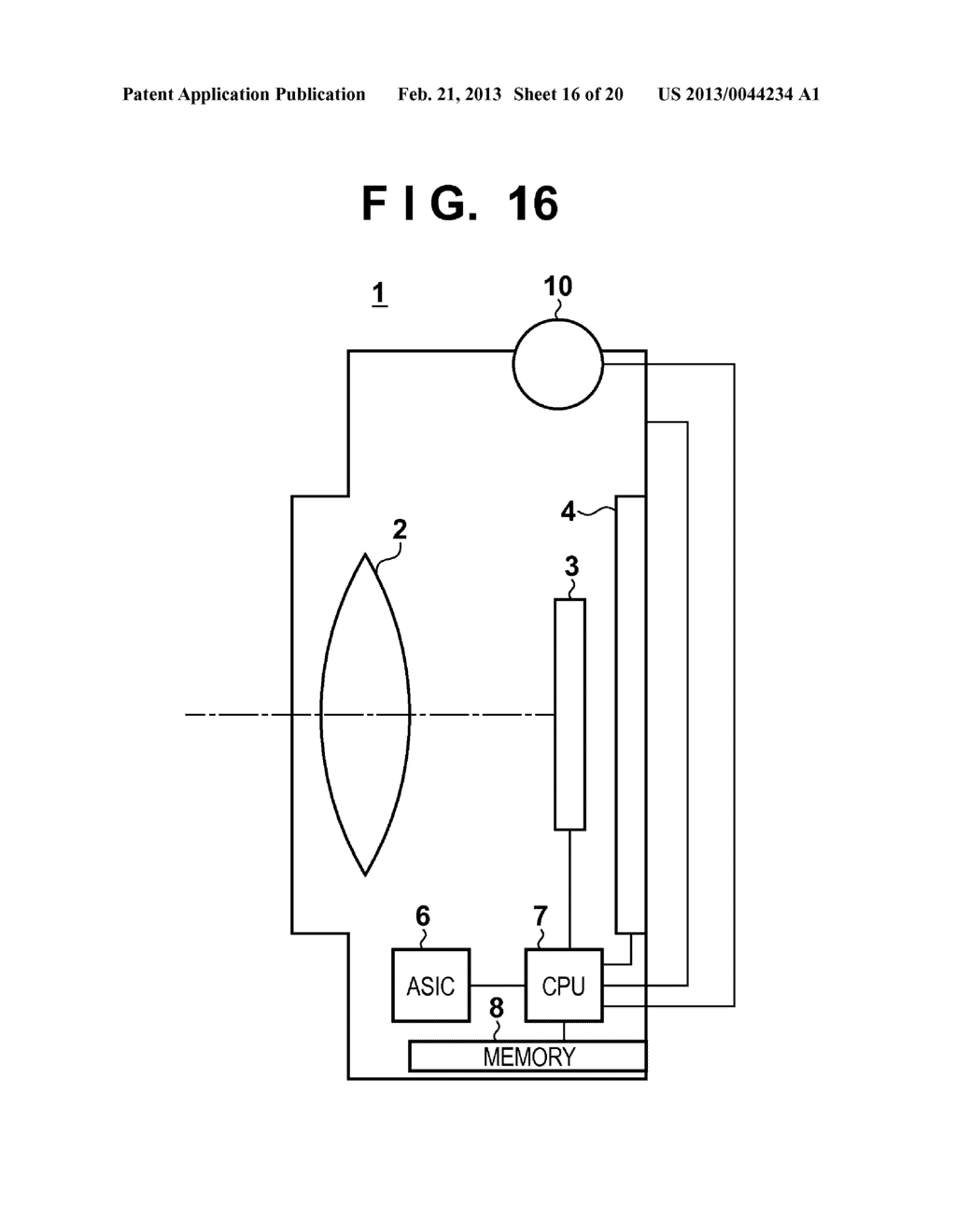 IMAGE CAPTURING APPARATUS, IMAGE PROCESSING APPARATUS, AND IMAGE     PROCESSING METHOD FOR GENERATING AUXILIARY INFORMATION FOR CAPTURED IMAGE - diagram, schematic, and image 17