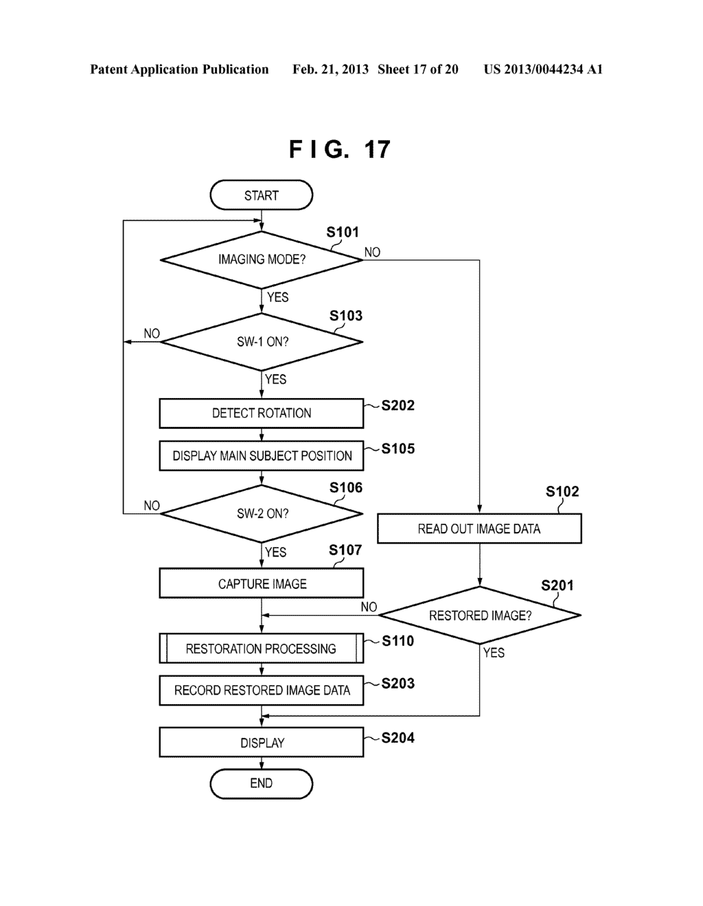 IMAGE CAPTURING APPARATUS, IMAGE PROCESSING APPARATUS, AND IMAGE     PROCESSING METHOD FOR GENERATING AUXILIARY INFORMATION FOR CAPTURED IMAGE - diagram, schematic, and image 18