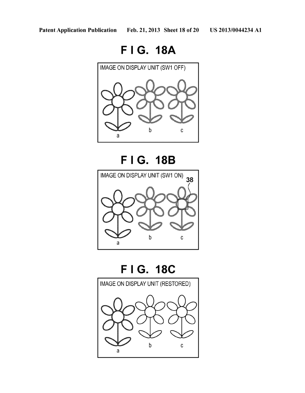 IMAGE CAPTURING APPARATUS, IMAGE PROCESSING APPARATUS, AND IMAGE     PROCESSING METHOD FOR GENERATING AUXILIARY INFORMATION FOR CAPTURED IMAGE - diagram, schematic, and image 19