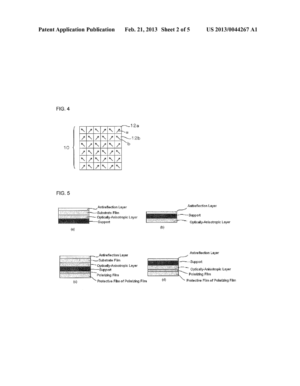 OPTICAL FILM FOR 3D IMAGE DISPLAY, 3D IMAGE DISPLAY DEVICE, AND 3D IMAGE     DISPLAY SYSTEM - diagram, schematic, and image 03