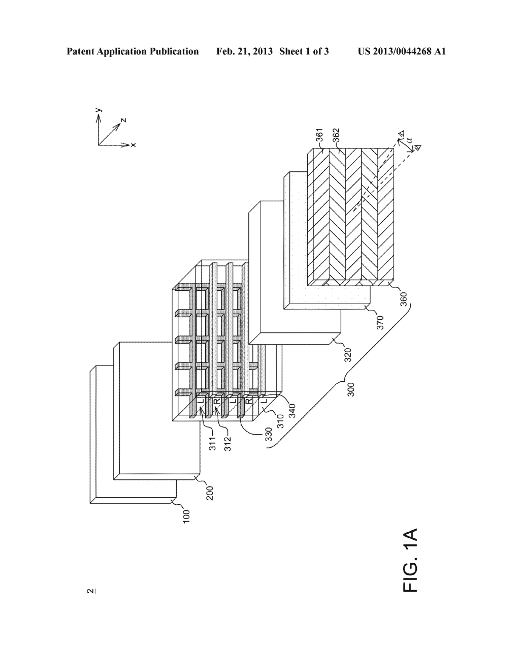 DISPLAY MODULE AND DISPLAY DEVICE USING THE SAME - diagram, schematic, and image 02