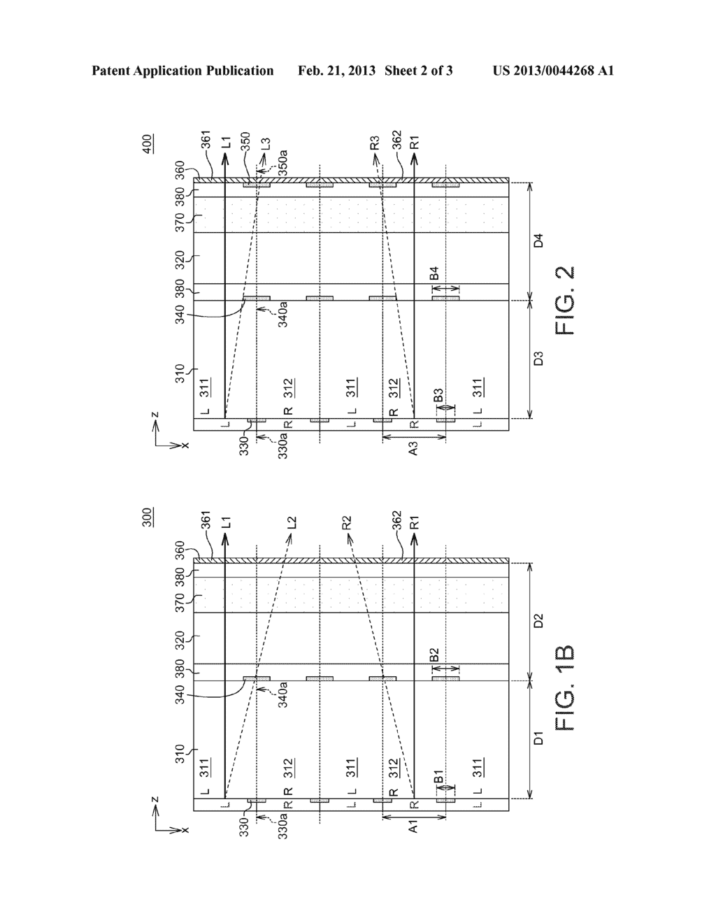 DISPLAY MODULE AND DISPLAY DEVICE USING THE SAME - diagram, schematic, and image 03