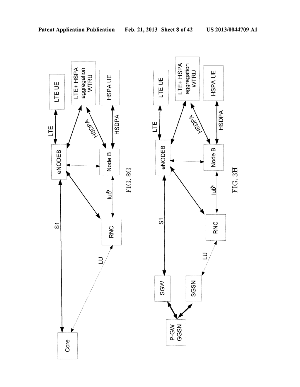 METHOD AND APPARATUS FOR USING NON-ACCESS STRATUM PROCEDURES IN A MOBILE     STATION TO ACCESS RESOURCES OF COMPONENT CARRIERS BELONGING TO DIFFERENT     RADIO ACCESS TECHNOLOGIES - diagram, schematic, and image 09