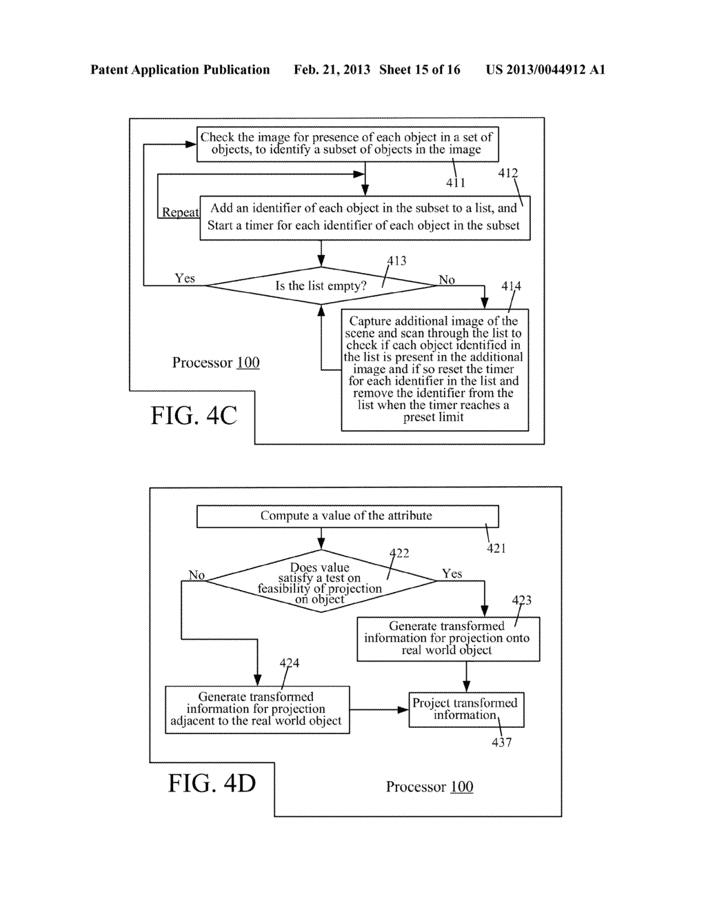 USE OF ASSOCIATION OF AN OBJECT DETECTED IN AN IMAGE TO OBTAIN INFORMATION     TO DISPLAY TO A USER - diagram, schematic, and image 16