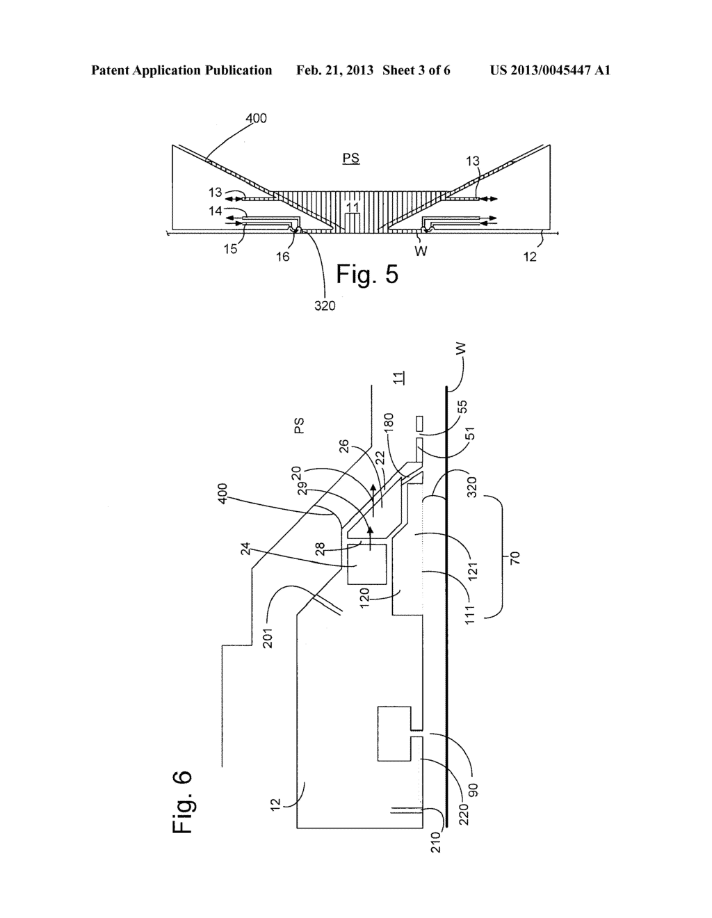 LITHOGRAPHIC APPARATUS, SUPPORT TABLE FOR A LITHOGRAPHIC APPARATUS AND     DEVICE MANUFACTURING METHOD - diagram, schematic, and image 04
