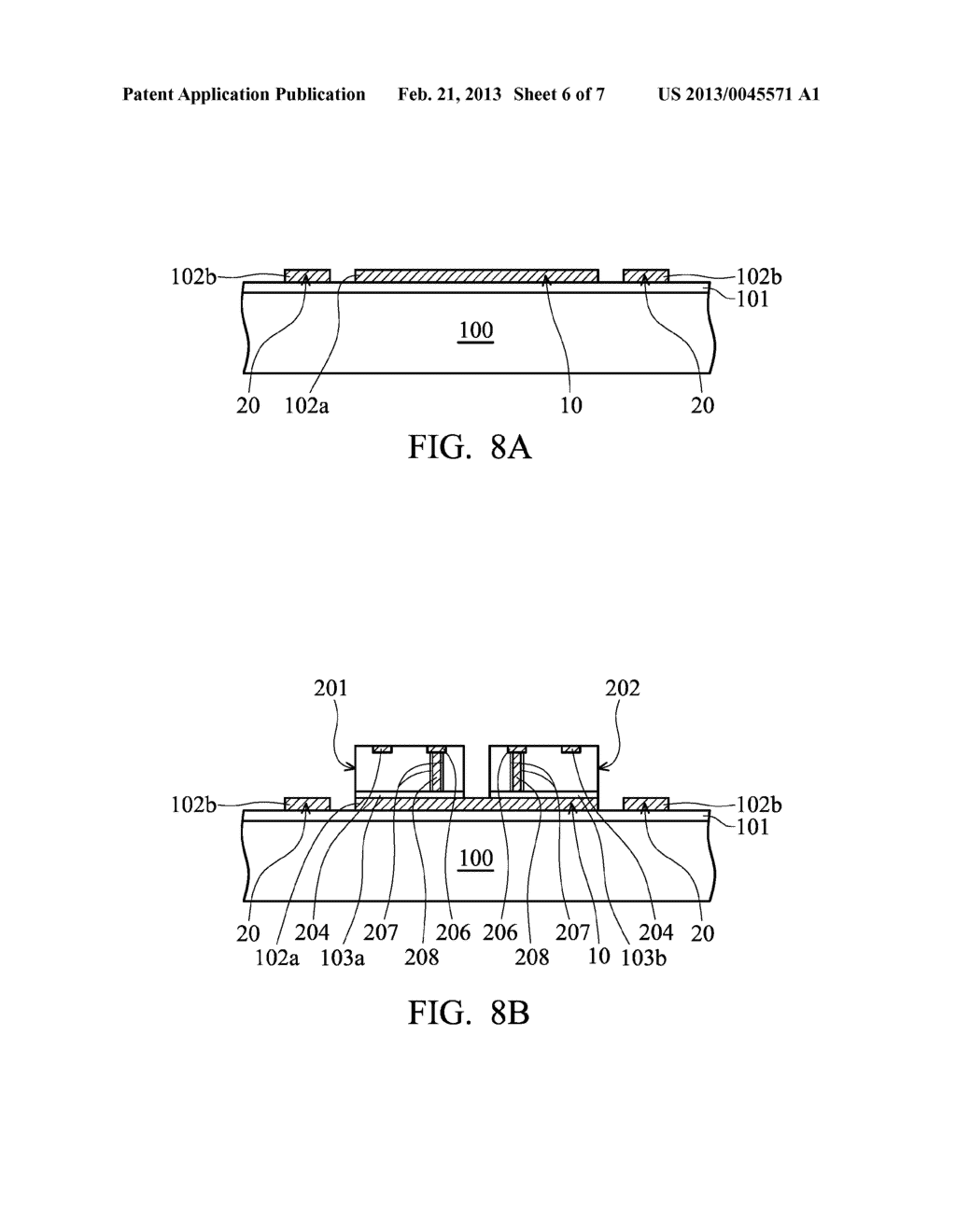 METHOD FOR FABRICATING ELECTRONIC DEVICE PACKAGE - diagram, schematic, and image 07
