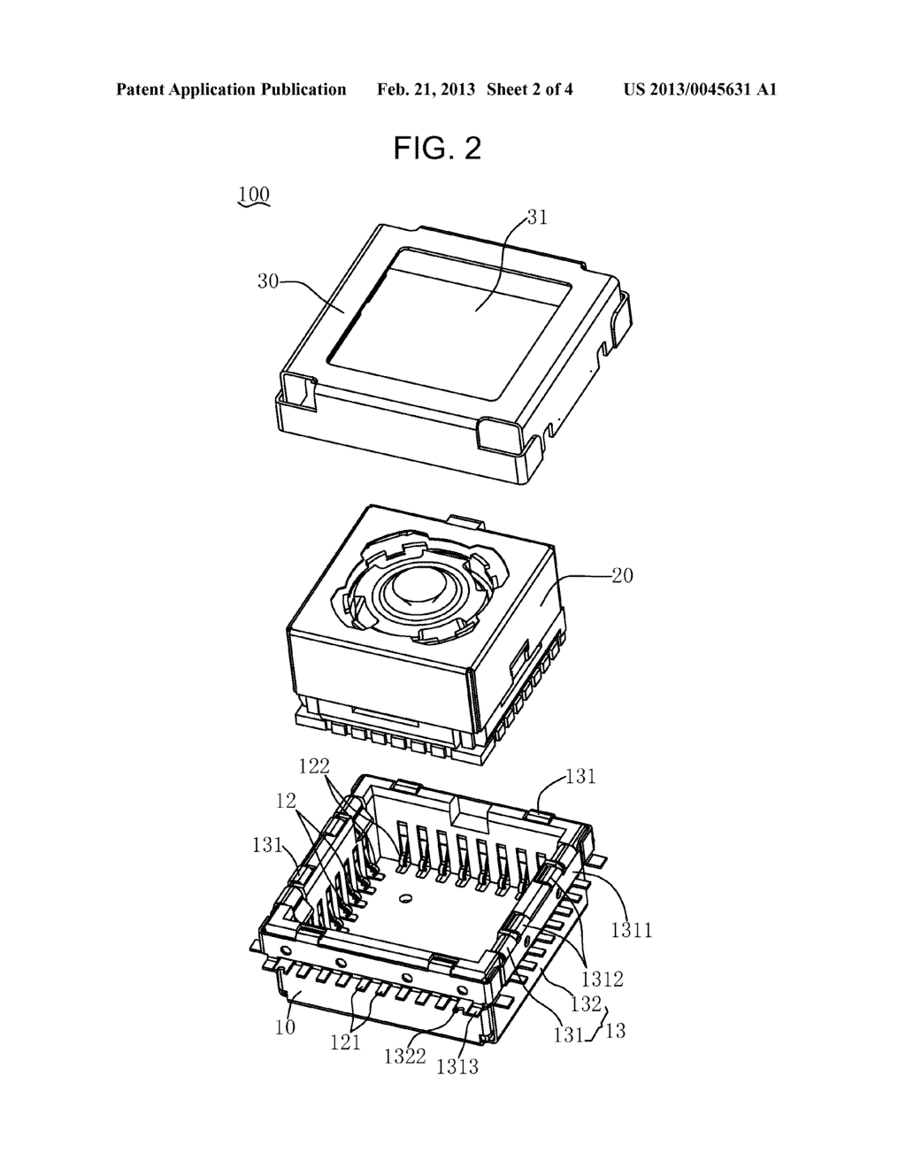 SOCKET CONNECTOR - diagram, schematic, and image 03