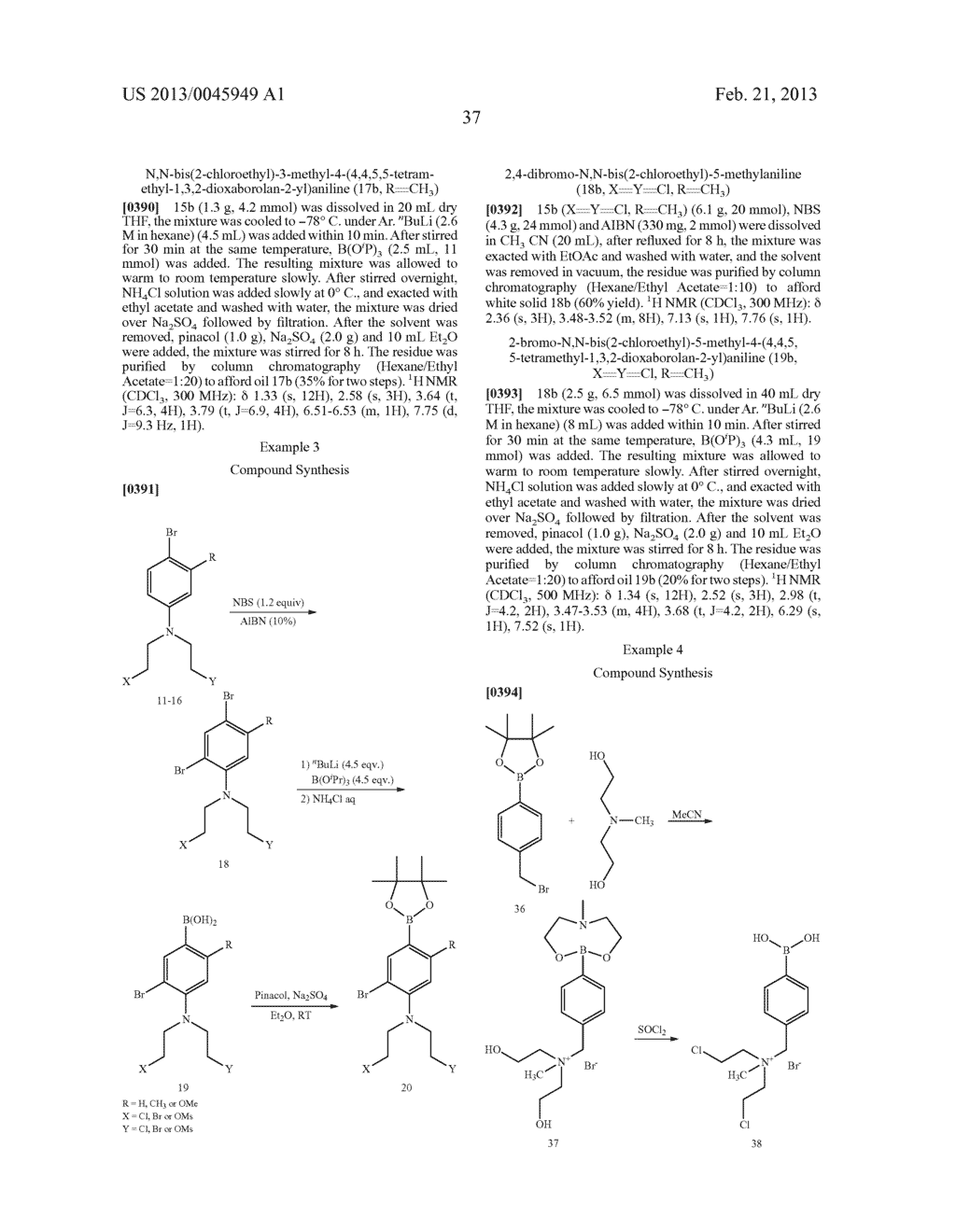 ANTI-CANCER AGENTS - diagram, schematic, and image 51