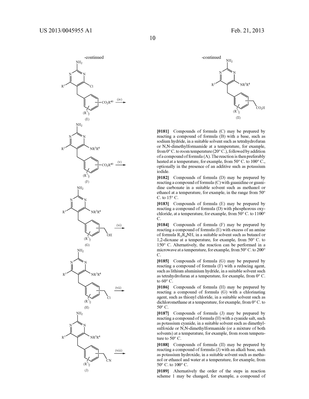 NOVEL COMPOUNDS - diagram, schematic, and image 13