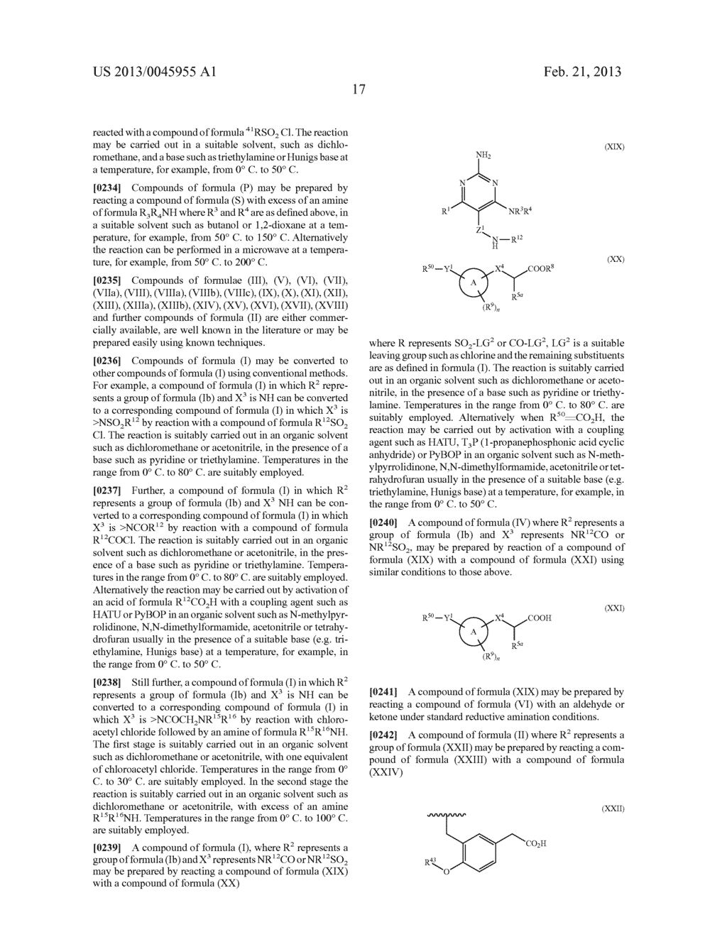 NOVEL COMPOUNDS - diagram, schematic, and image 20
