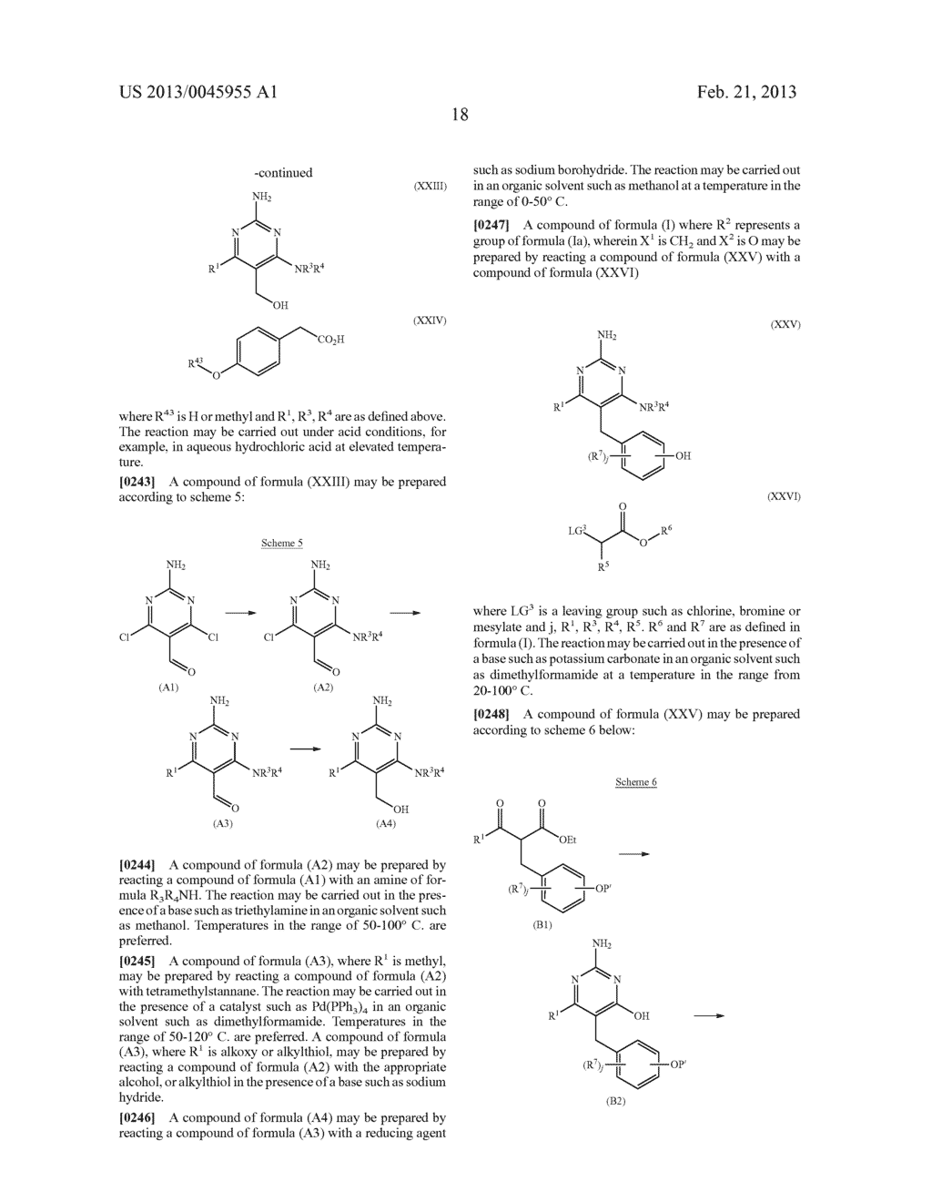 NOVEL COMPOUNDS - diagram, schematic, and image 21