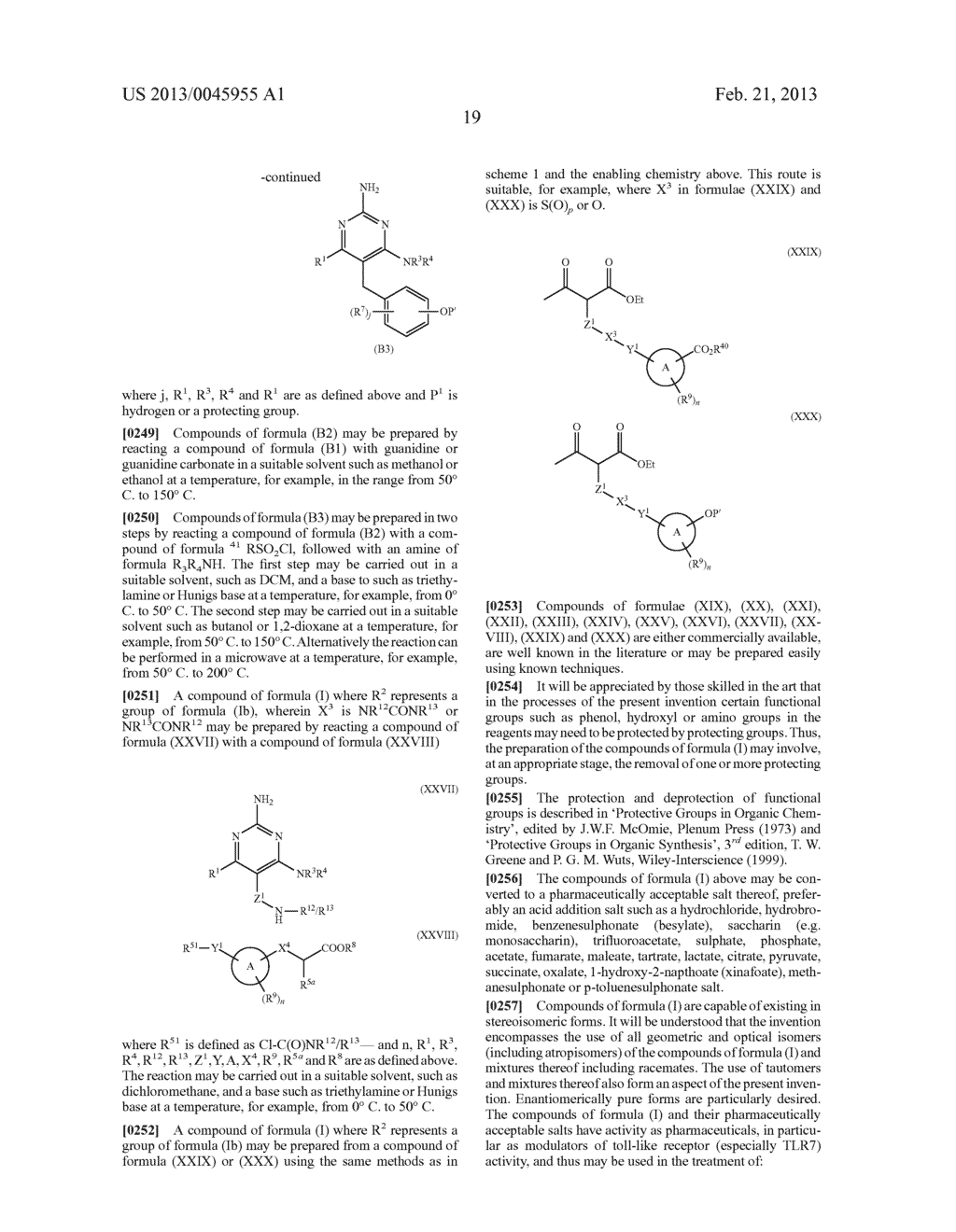 NOVEL COMPOUNDS - diagram, schematic, and image 22