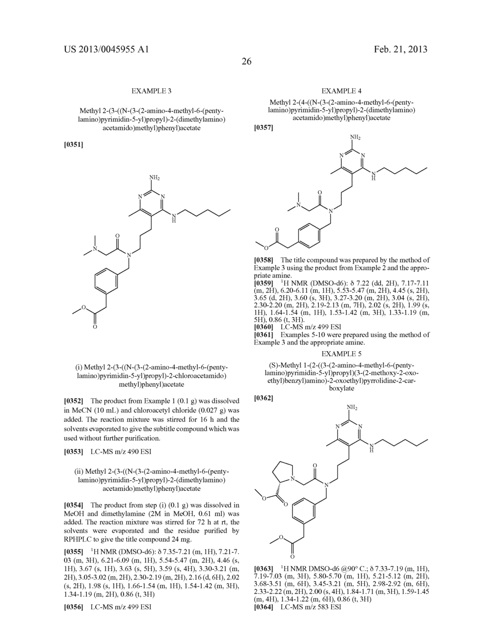 NOVEL COMPOUNDS - diagram, schematic, and image 29