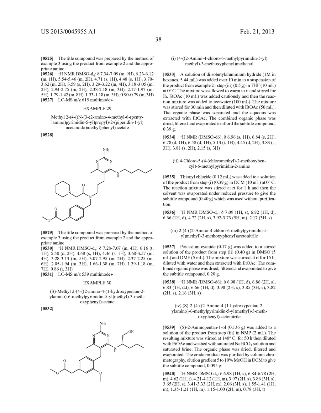 NOVEL COMPOUNDS - diagram, schematic, and image 41