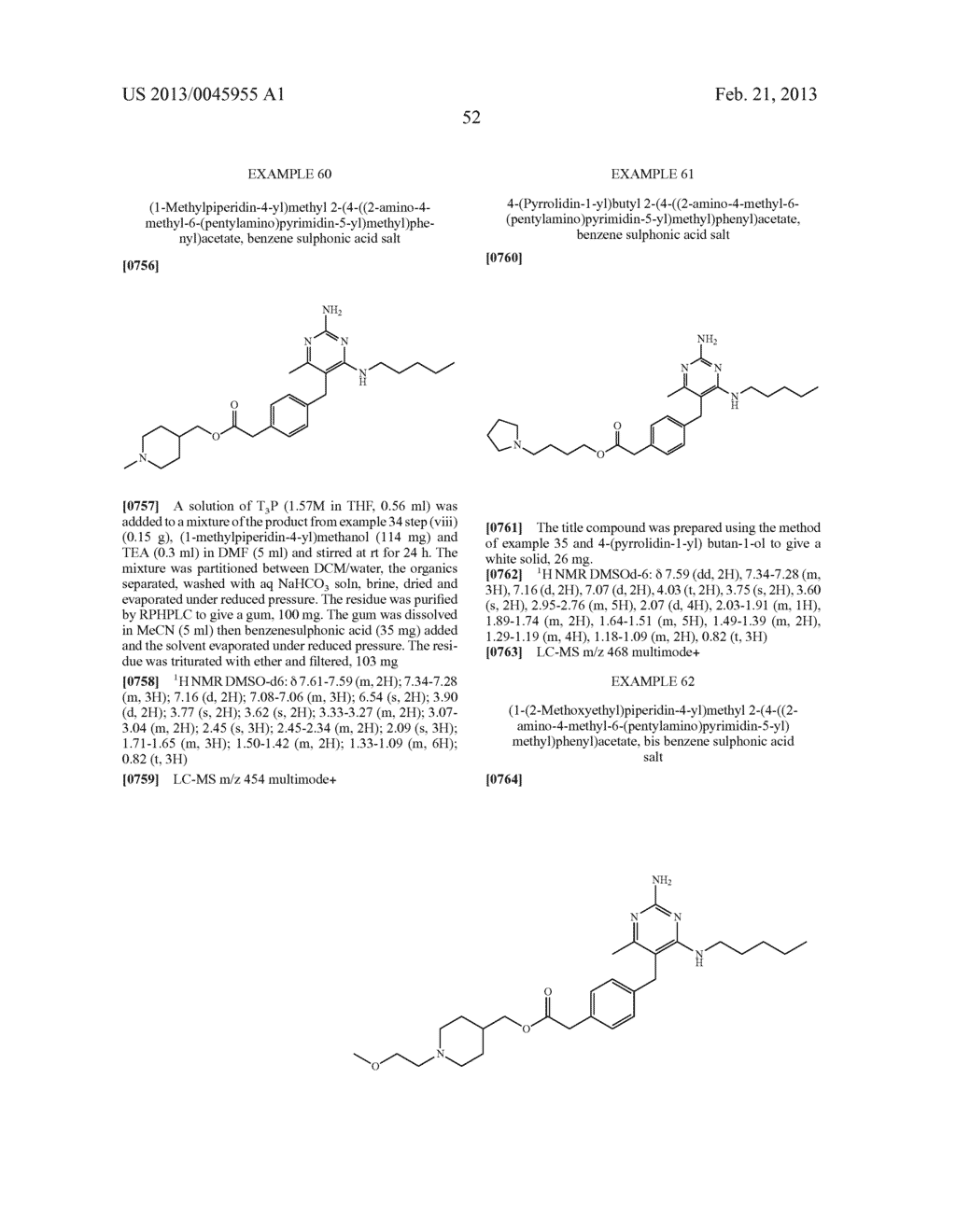 NOVEL COMPOUNDS - diagram, schematic, and image 55
