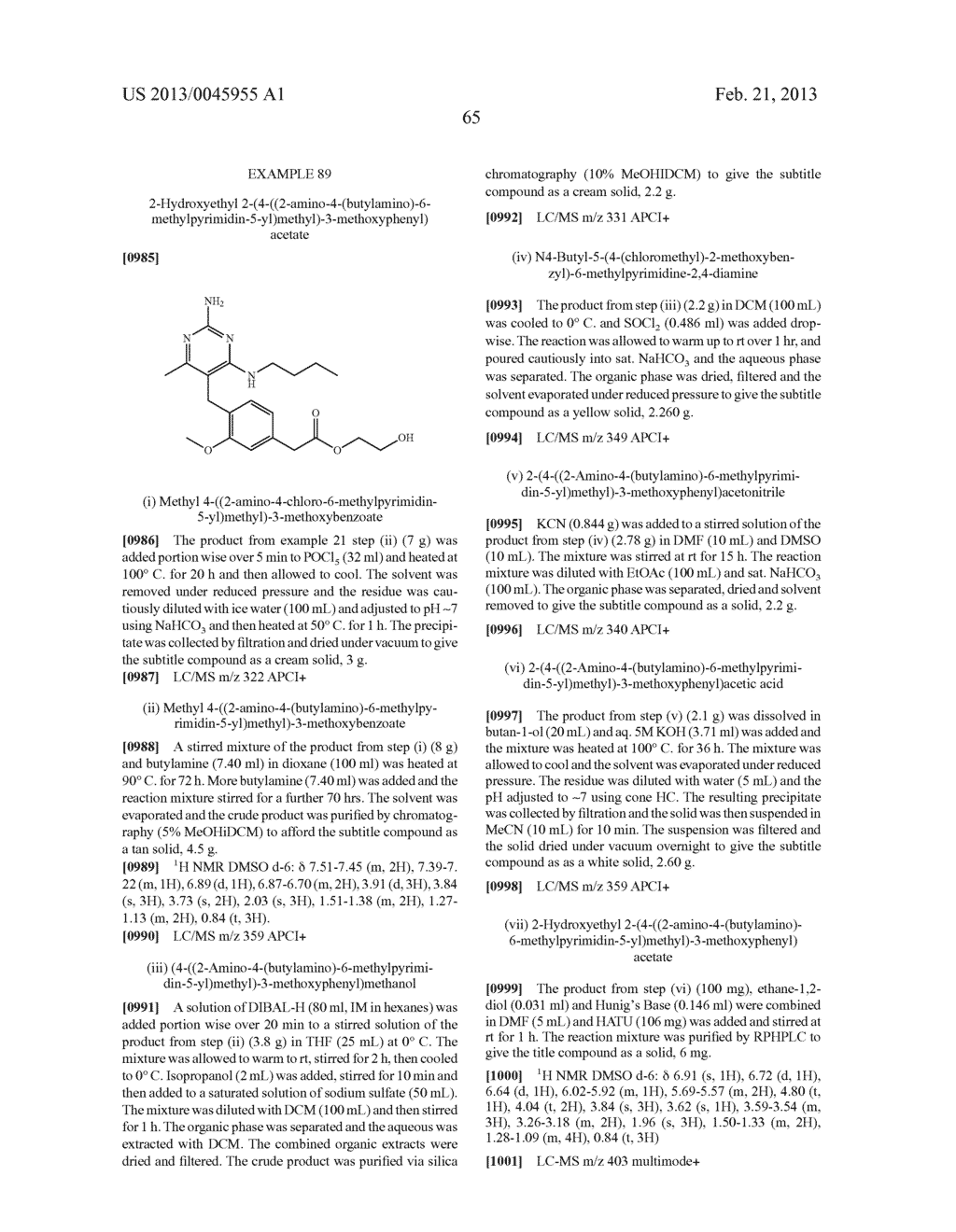 NOVEL COMPOUNDS - diagram, schematic, and image 68
